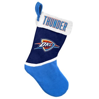 Forever Collectibles Oklahoma City Thunder NBA 2015 Basic 17-inch Stocking