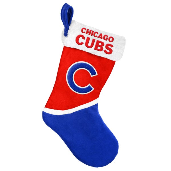 Forever Collectibles Chicago Cubs MLB 2015 Basic 17-inch Stocking 16264761