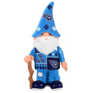 Forever Collectibles Tennessee Titans Real Ugly Sweater Gnome