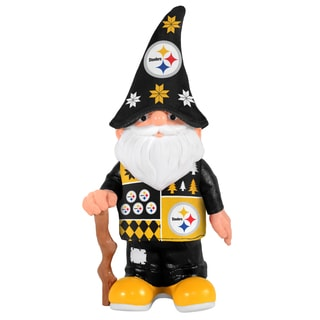 Forever Collectibles Pittsburgh Steelers Real Ugly Sweater Gnome