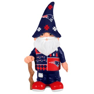 Forever Collectibles New England Patriots Real Ugly Sweater Gnome