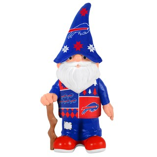 Forever Collectibles Buffalo Bills Real Ugly Sweater Gnome