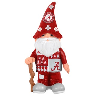 Forever Collectibles Alabama Crimson Tide Real Ugly Sweater Gnome