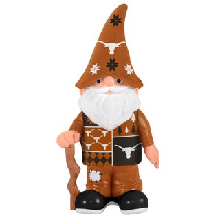 Forever Collectibles Texas Longhorns Real Ugly Sweater Gnome