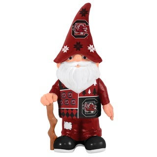 Forever Collectibles South Carolina Gamecocks Real Ugly Sweater Gnome