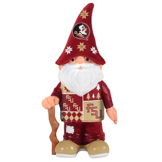 Forever Collectibles Florida State Seminoles Real Ugly Sweater Gnome