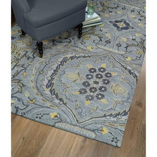 Christopher Grey Classique Hand-Tufted Rug (9'0 x 12'0)