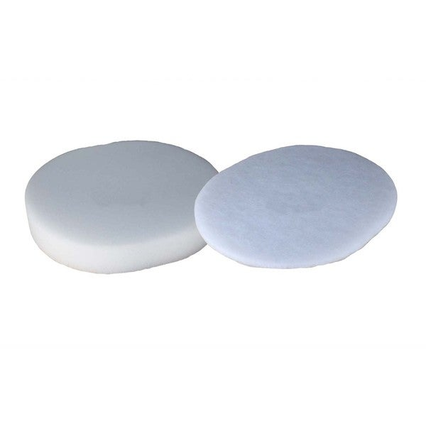 Shark NV80 UV420 1 Foam and 1 Felt Filters Part XFF80 16265199