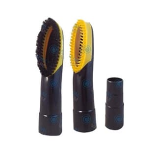 2 Small Pet Grooming Brush Attachment Tool Fits All Vacuums Cleaners