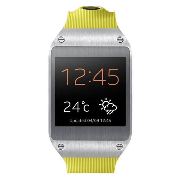 Samsung Galaxy Gear V700 Smart Watch - Lime Green (Refurbished)