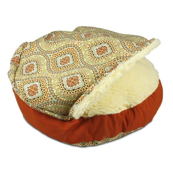 Snoozer Magic Carpet Cozy Cave Pet Bed 16265557