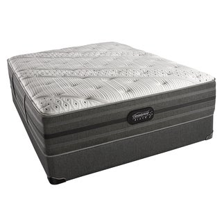 Simmons Beautyrest Black Hope Luxury Firm Queen-size Set