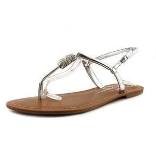 Jessica Simpson Women's 'Regattah' Faux Leather Sandals