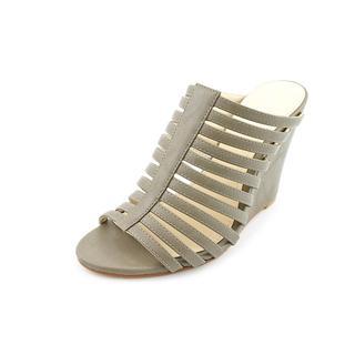 Calvin Klein Women's 'Phillipa' Leather Sandals