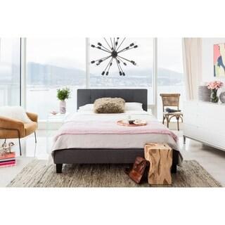 Aurelle Home Skyler King Bed