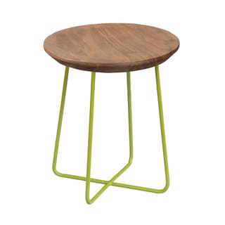 Aurelle Home Venus Stool (Set of 2)