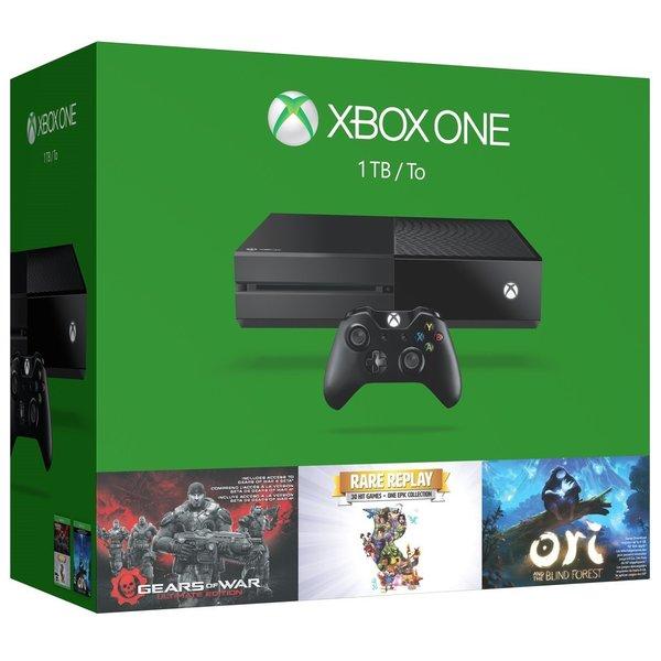 Microsoft Xbox One 1TB Holiday Bundle