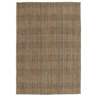 Nubia Jute Textured Rug (2' x 3')