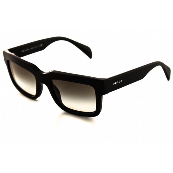 Prada Pr 01qs Black Cast Sunglasses