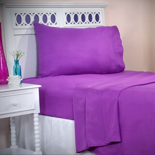 Winsor Home Series 1200 Sheet Set Twin XL - Purple