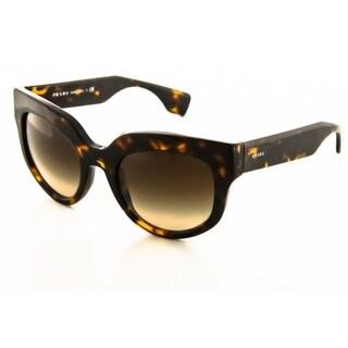 Prada Pr 07qs Poeme Tortoise Sunglasses