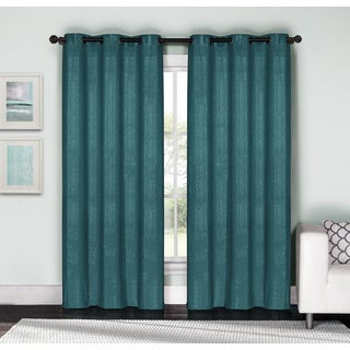 VCNY Worchester Curtain Panel Pair