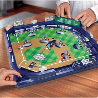 Sharper Image Perfect Pitch Tabletop Baseball Game