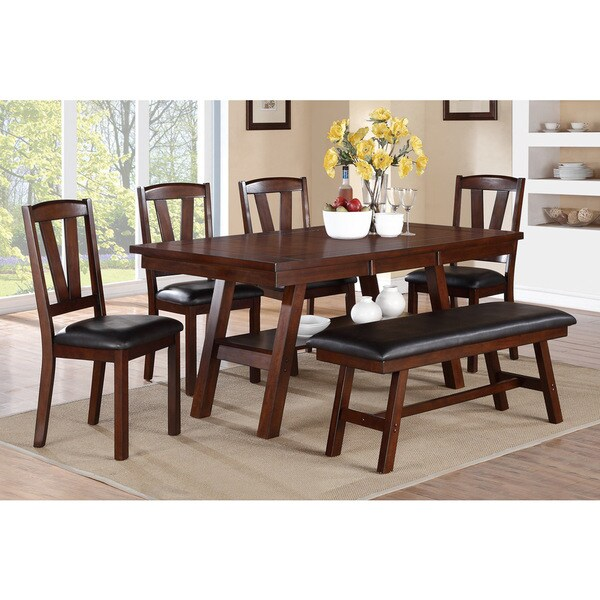 Tanya 6 Piece Dining Set 17654035 Shopping Big Discounts