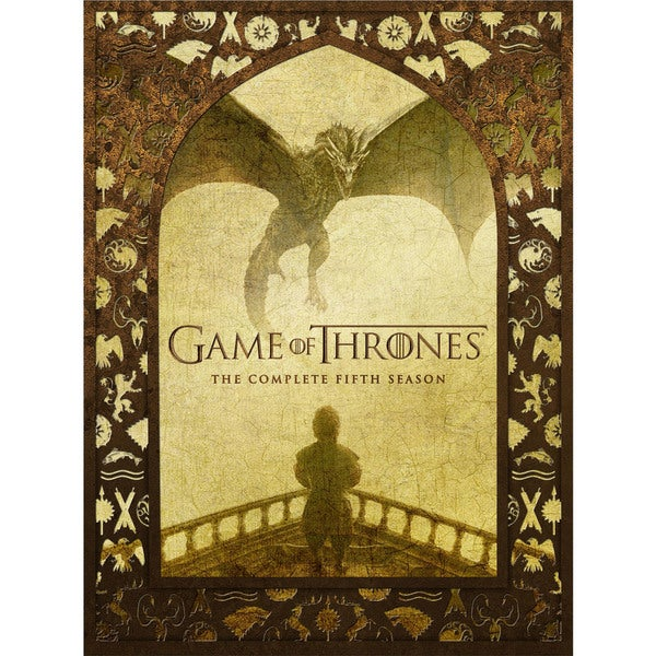Game Of Thrones: The Complete Fifth Season (DVD) 16274989