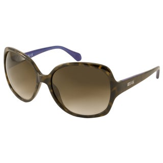 Kenneth Cole Reaction KC2724 Women's Tortoise Rectangular Sunglasses