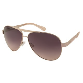 Kenneth Cole Reaction KC2736 Women's Rose Gold Aviator Sunglasses