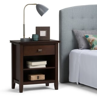 WYNDENHALL Stratford Bedside Table