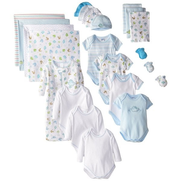 Spasik Baby Essential Layette Gift Set