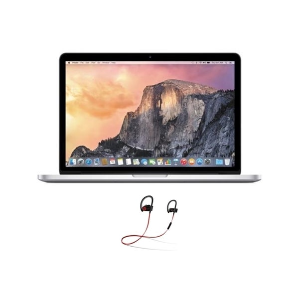 "Apple 13.3"" MacBook Pro Retina Display + Beats Wireless Headphone"