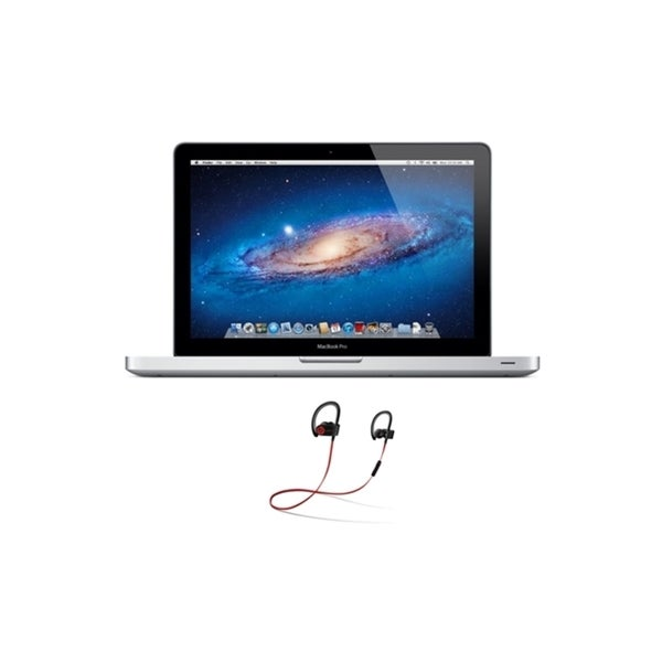 Apple MacBook Pro MD101LLA + Beats Headphone
