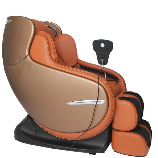 The Best 3D Kahuna Red Massage Chair LM-8800