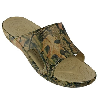 DAWGS Men's Mossy Oak Slides