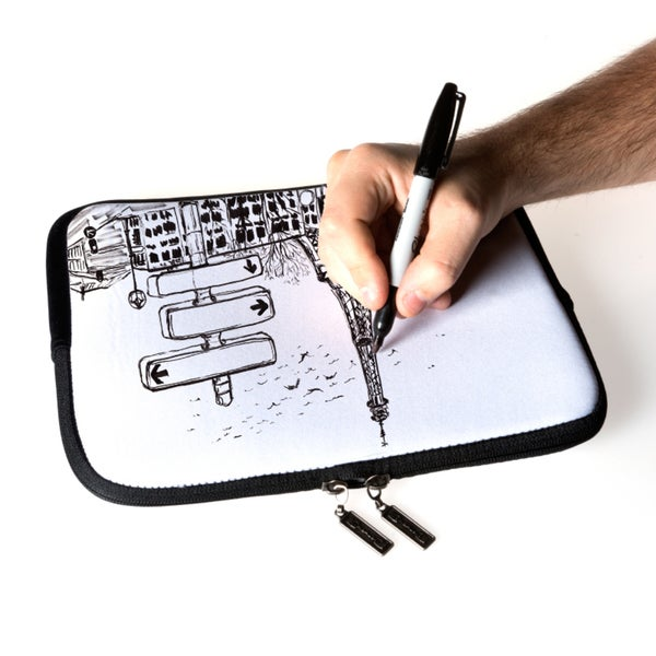 Create Your Own Computer Tablet sleeve 15""