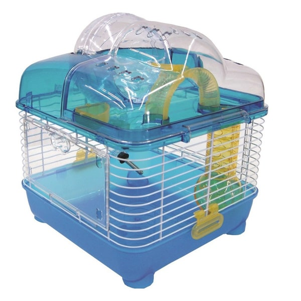 YML Hamster Cage With Removable Hamster Ball