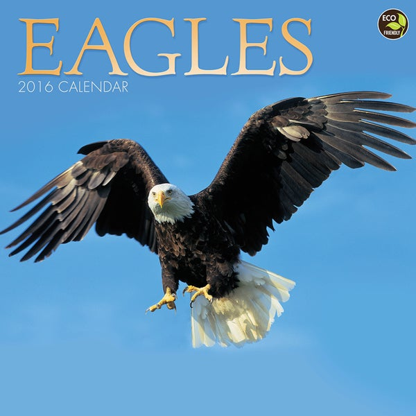 2016 Eagles Wall Calendar