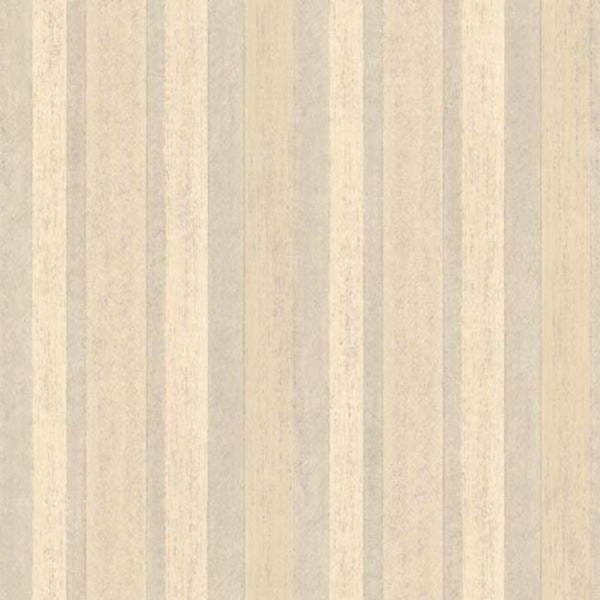 Neutral Wood Stripe Wallpaper