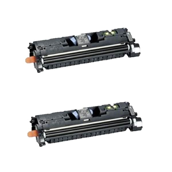 Canon EP-87BK Compatible Black Toner Cartridge for Canon ImageClass 8180C (Pack of 2)