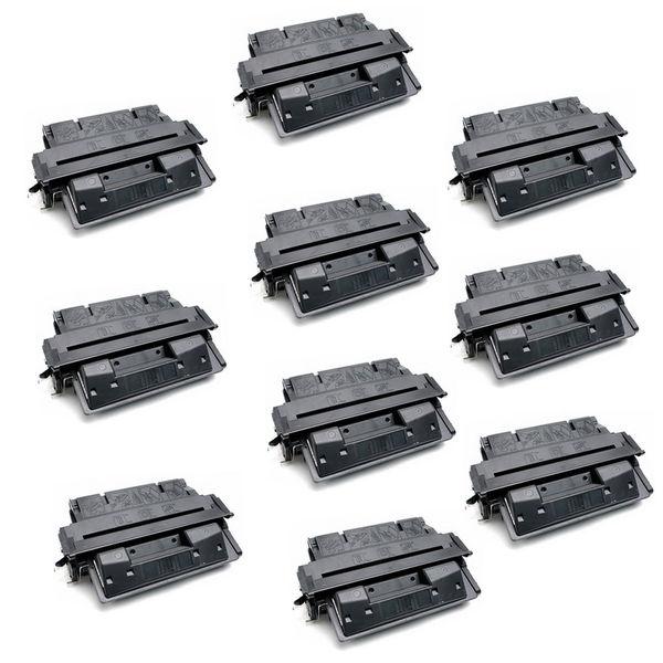 Brother TN700-SE Compatible Black Toner Cartridge for Brother her HL-7050 Brother HL-7050N (Pack of 10)