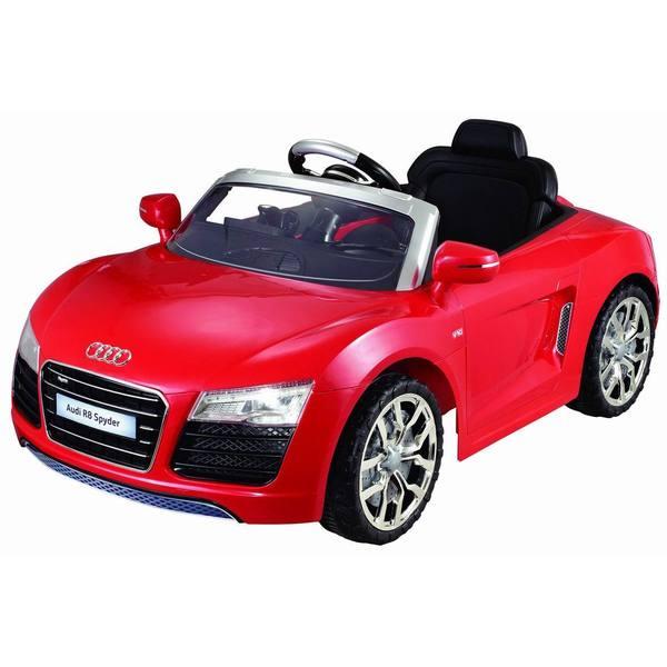 Audi R8 Spyder 12V Red