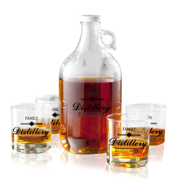 Distillery Growler Set
