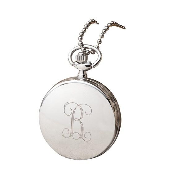 Personalized Clock Pendant Necklace