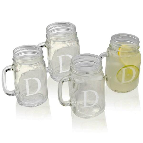 Monogrammed Classic Jar Set