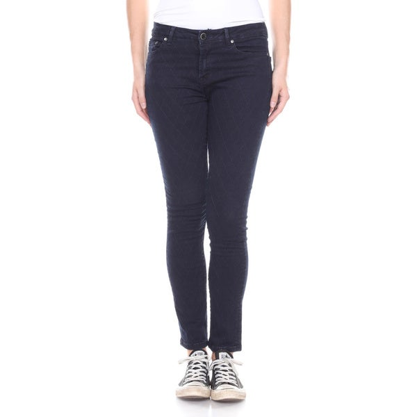 Stanzino Women's Casual Denim Skinny Jeans