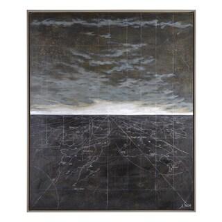 Armada Framed Canvas Art