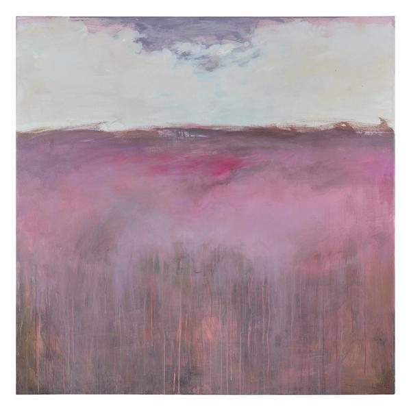 Meadows Mist Unframed Canvas Art